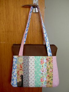 Finish It Your Way Patchwork Bag