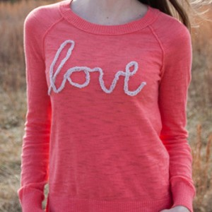 Sew in Love Sweater