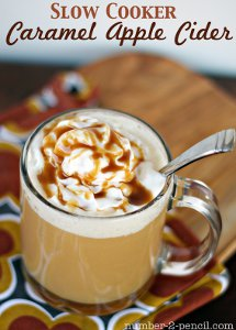 Caramel Apple Cider