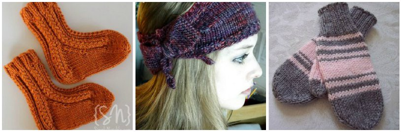13 Easy Knitting Projects to Dash Your Stash