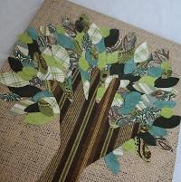 Handprint Spring Trees