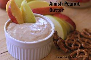 Amish Peanut Butter Spread