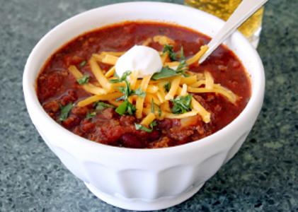 Jimmy Fallon's Chili Recipe