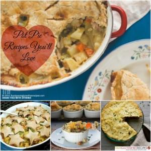 Turkey Pot Pie Recipes