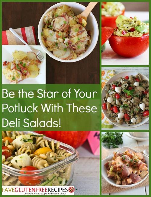 Delicious Portable Deli Salads
